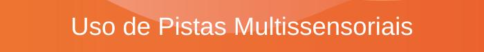 Uso de Pistas Multissensoriais apraxia de fala autismo