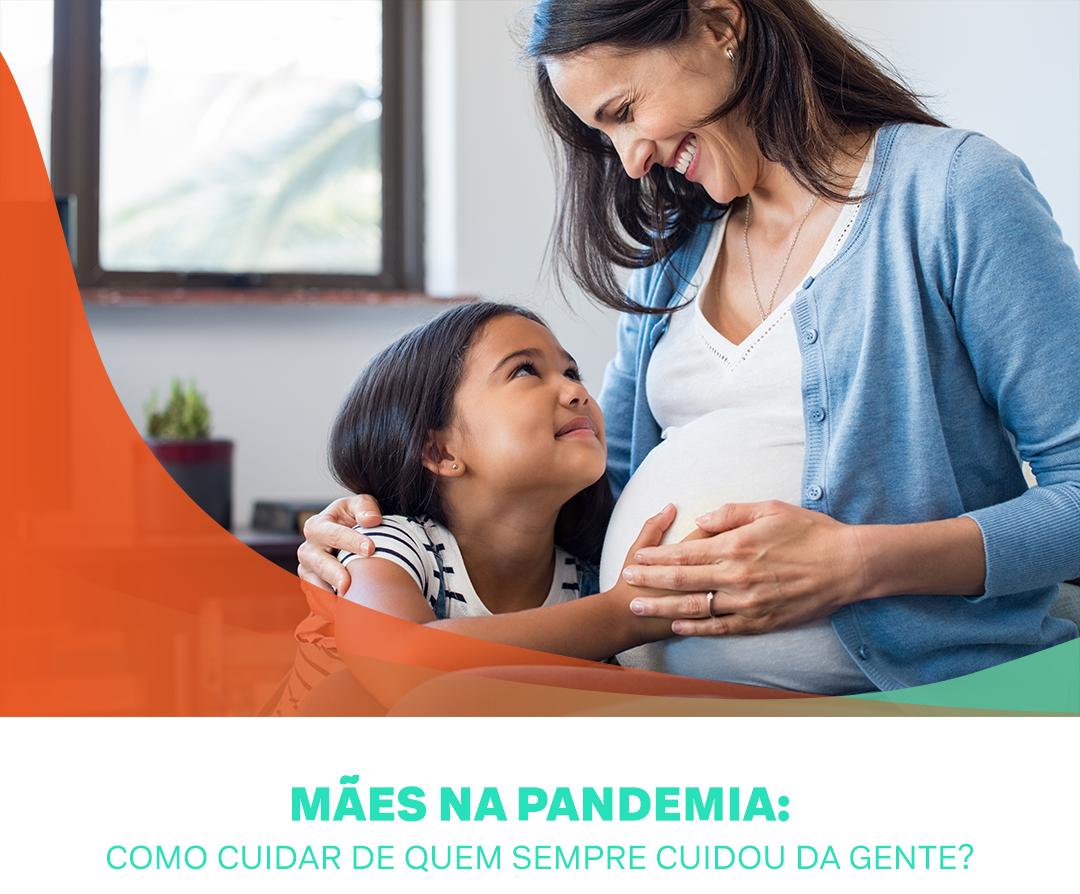 Mães na pandemia: como cuidar de quem sempre cuidou da gente?