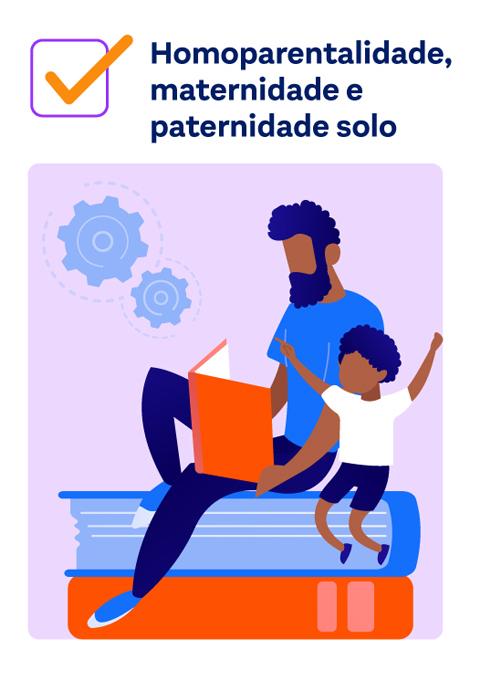 homoparentalidade, maternidade e paternidade solo planejamento familiar