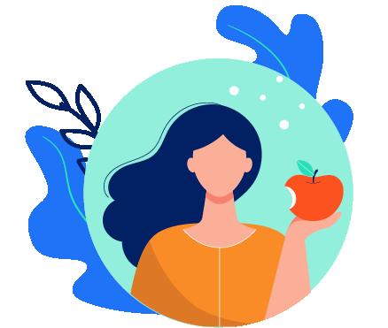 Alimente-se bem Os alimentos são a nossa principal fonte de energia e por isso devemos escolher com atenção o que colocamos no prato. As escolhas podem ser aliadas ou inimigas da sua saúde, então, o que vai ser? Aqui, reunimos algumas dicas de como montar um prato saudável.