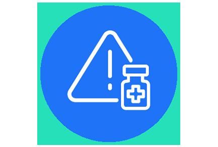Prevenção quaternária Busca prevenir o uso exagerado de medicações, sobretudo em casos de estado de pré-doença ou indicadores de risco, a fim de evitar intervenções desnecessárias.