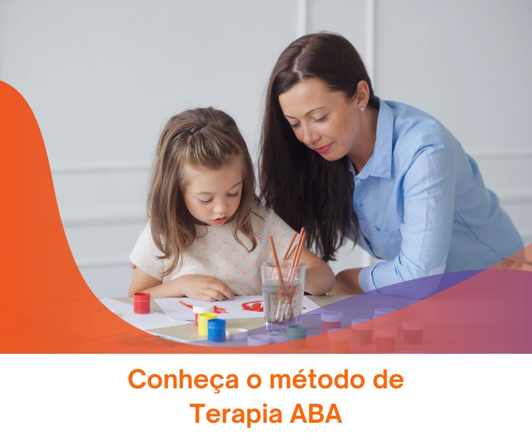 conheça o método de terapia ABA