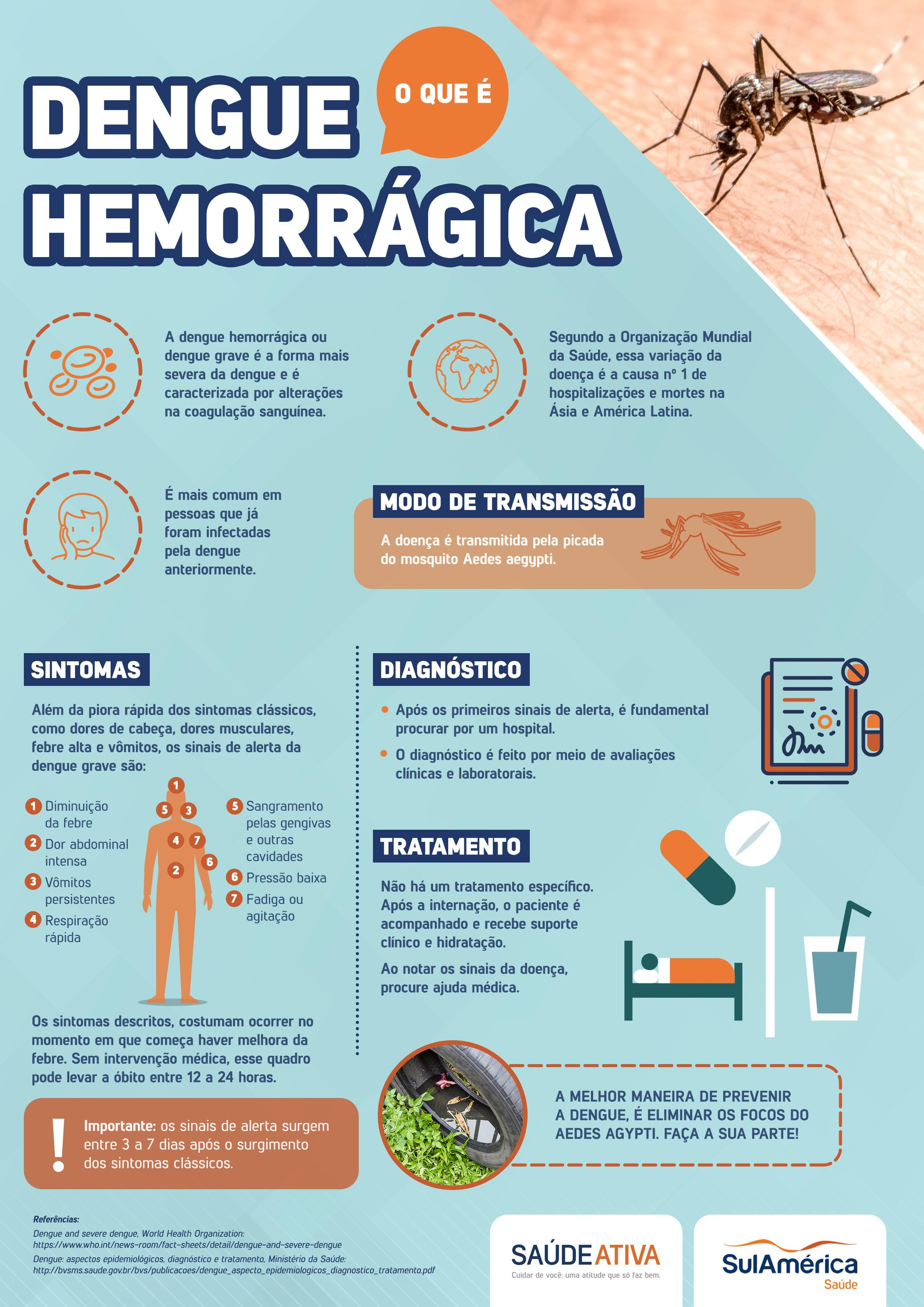 Dengue Hemorrágica