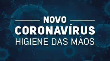 Coronavírus: Como higienizar as mãos